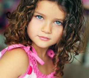 Otroško striženje las