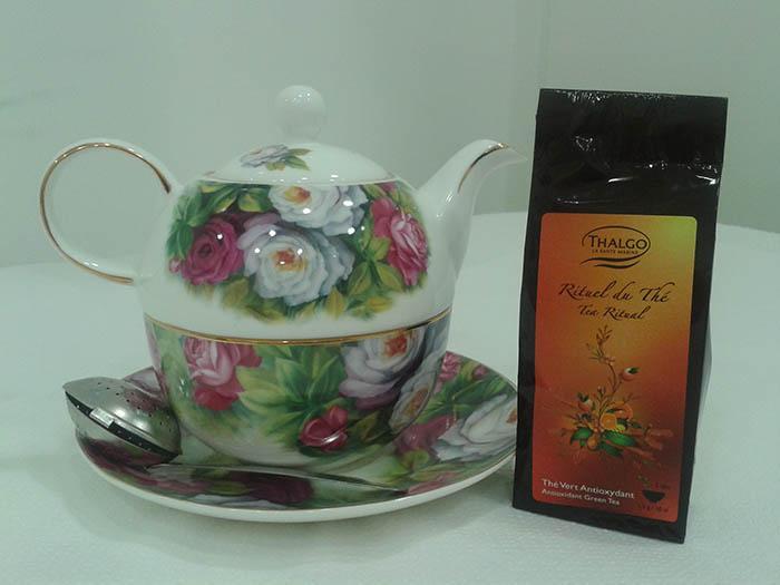 Antioksidantni zeleni čaj, Thalgo