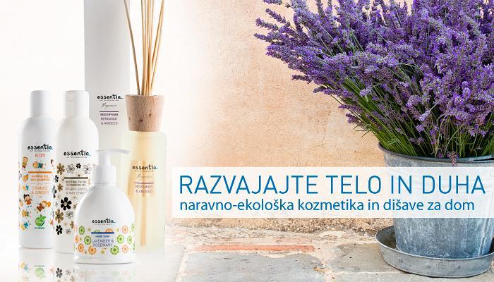 Essentiq Cosmetics, Naravno-ekološka kozmetika